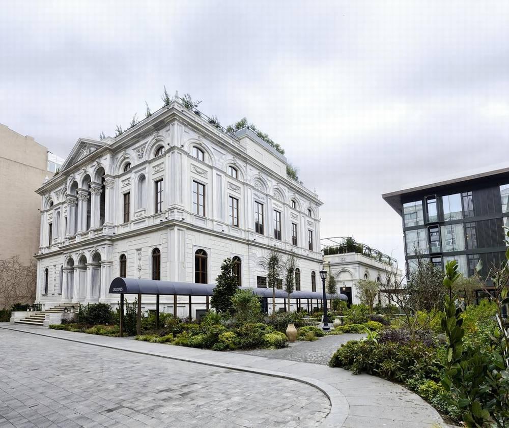 Отели Стамбула Soho House