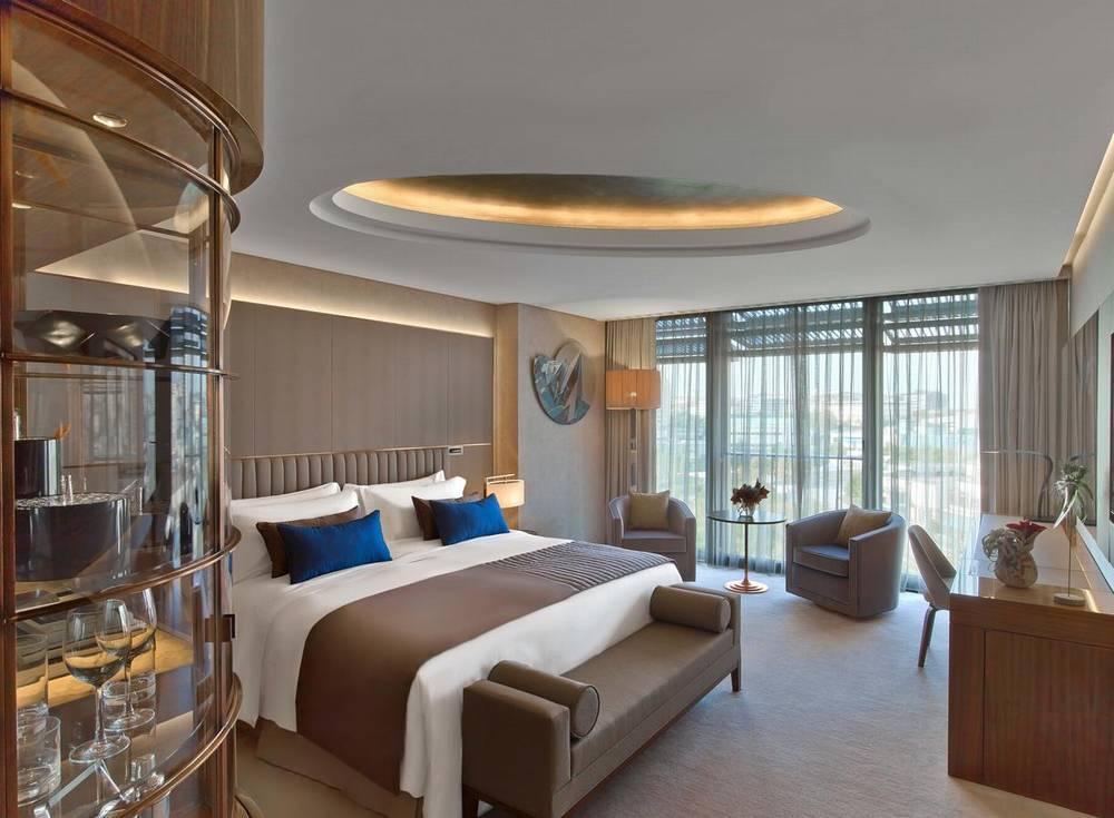 Отели Стамбула St Regis