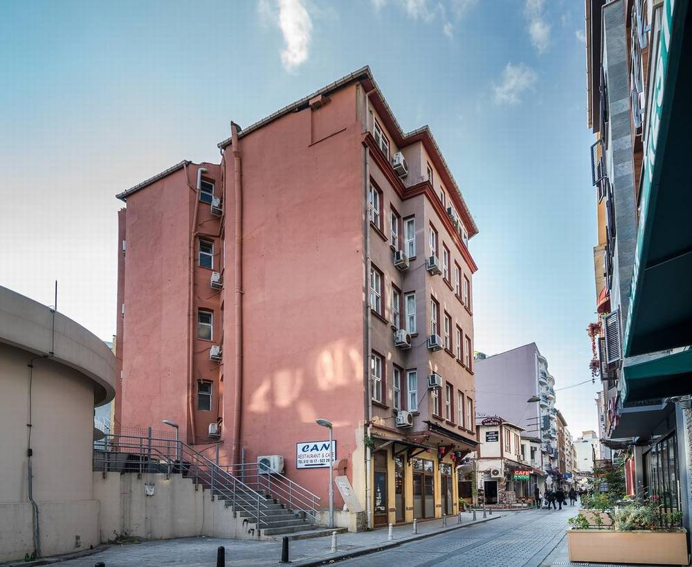 Недорогой отель в центре Стамбула Yeni