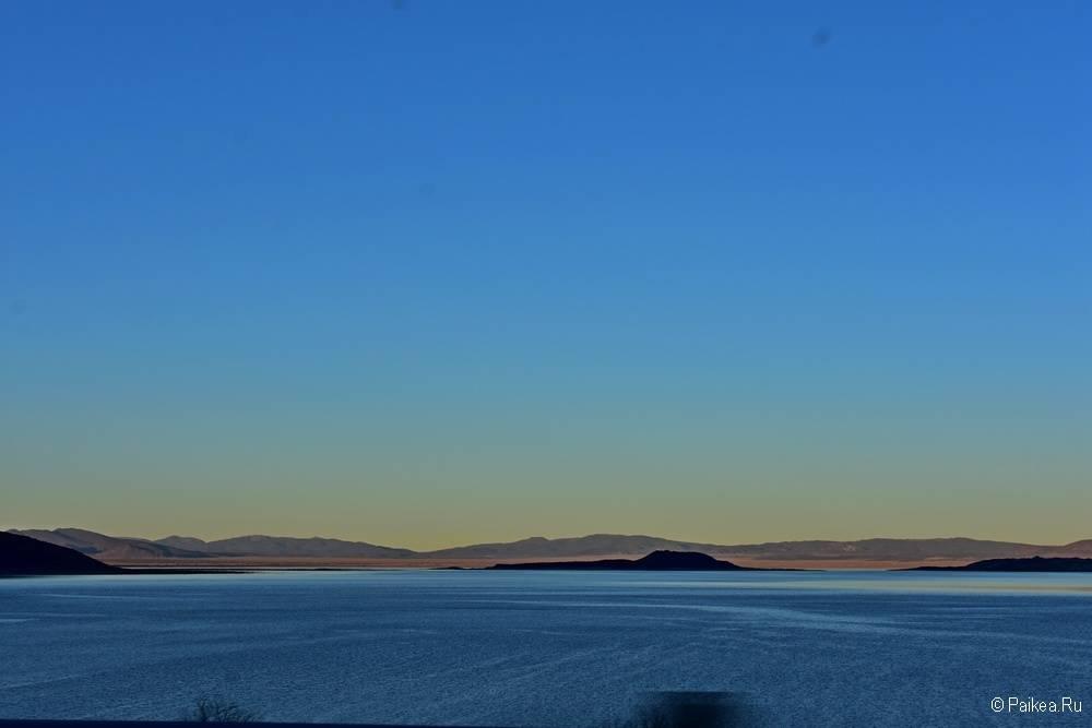 Озеро Моно (Mono Lake) 12