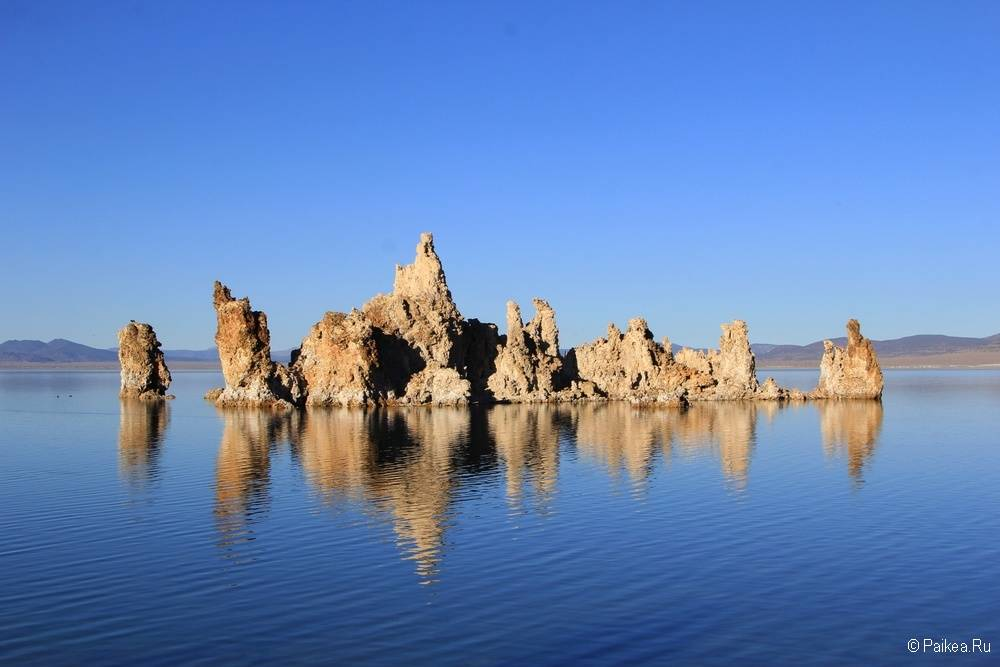 Озеро Моно фото