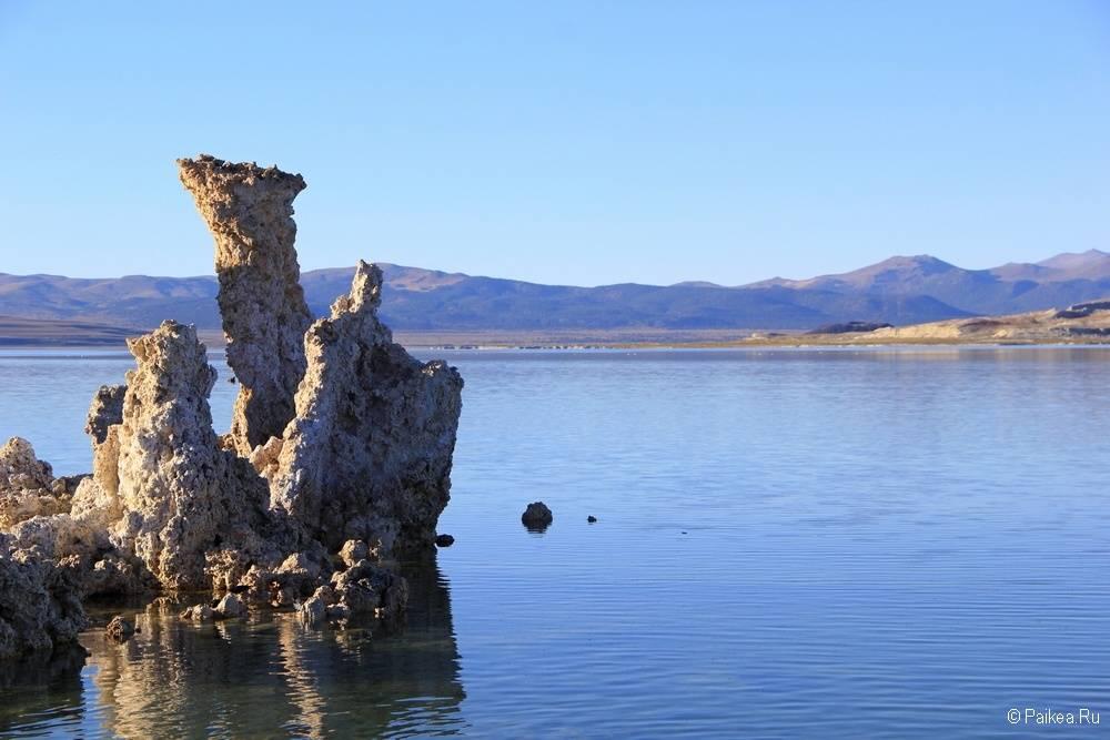 Озеро Моно (Mono Lake) 20