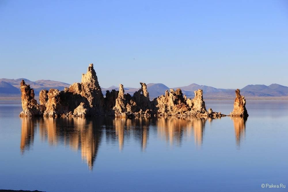 Озеро Моно (Mono Lake) 25