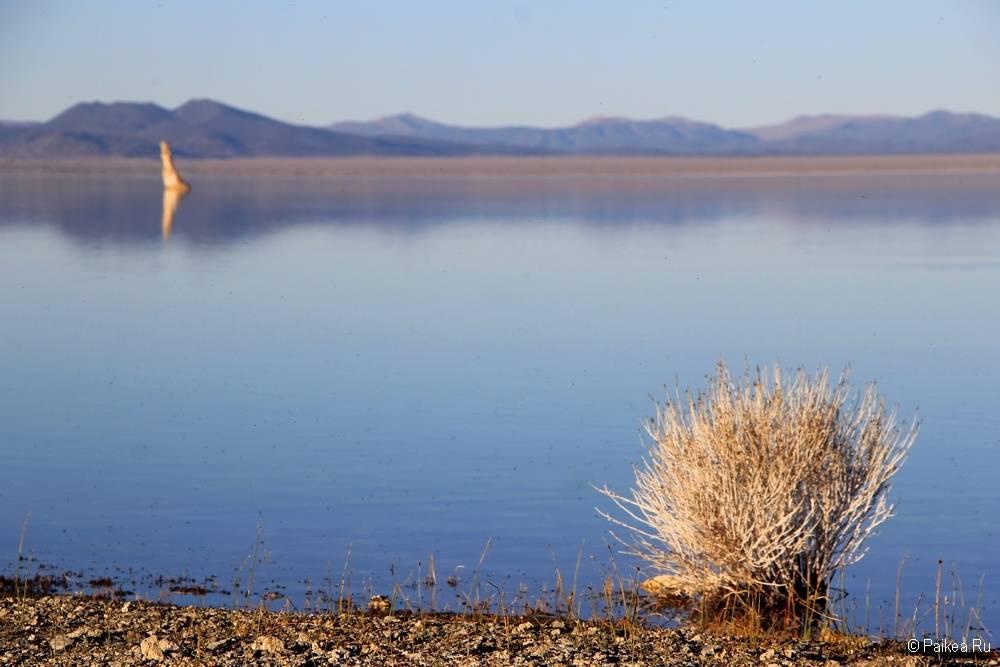 Озеро Моно (Mono Lake) 27