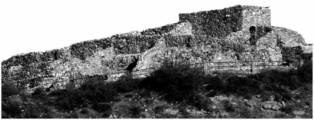 Тузигут - многокомнатное жилище индейцев синагуа