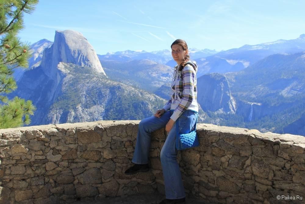 поездка в калифорнию что посмотреть глейшер пойнт