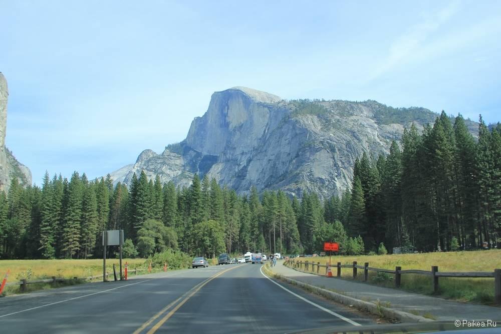 поездка в калифорнию что посмотреть долина йосемити