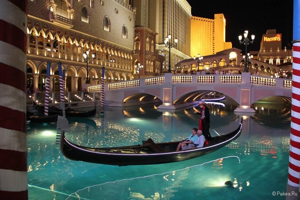 поездка в калифорнию что посмотреть отель венеция лас вегас