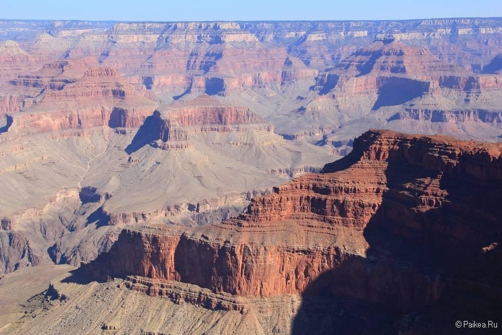 поездка в калифорнию что посмотреть гранд каньон