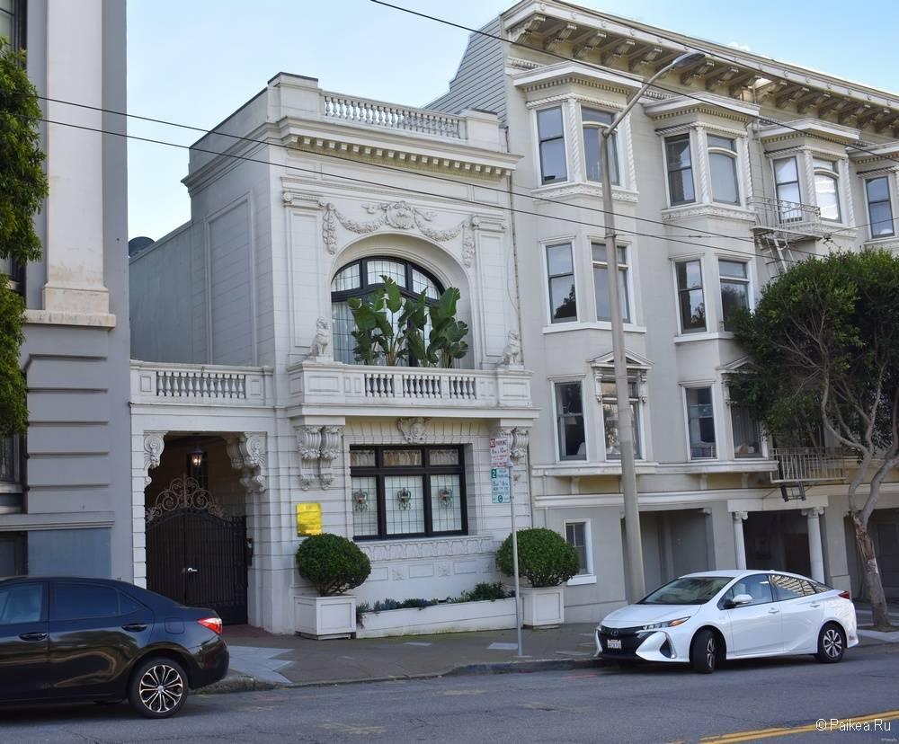 Достопримечательности Сан-Франциско 106-1