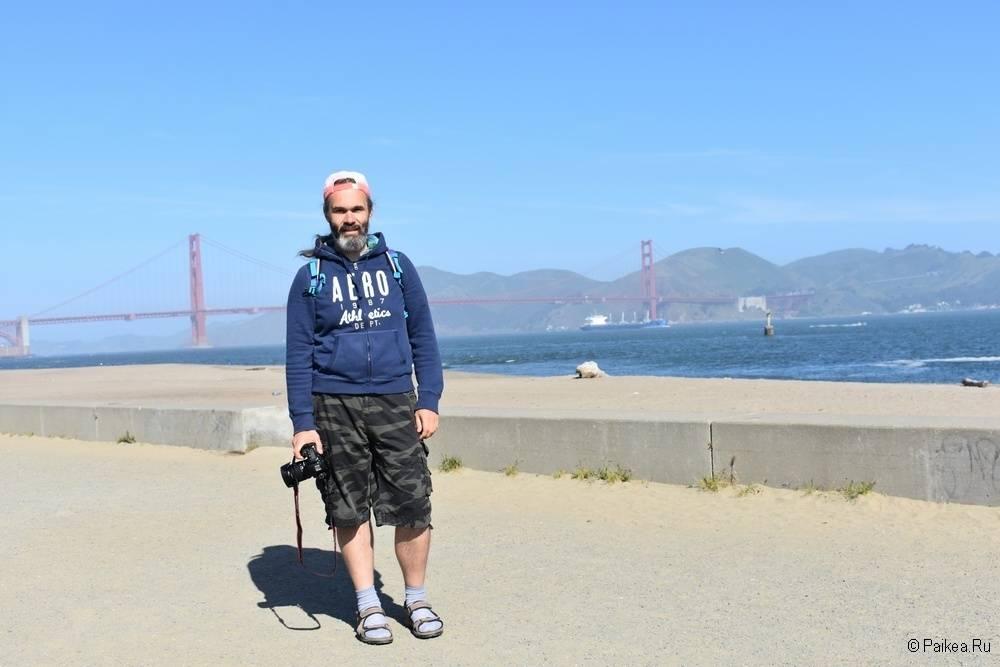 Достопримечательности Сан-Франциско Крисси Филдс