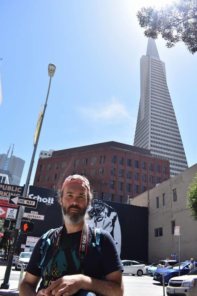 Достопримечательности Сан-Франциско небоскребы