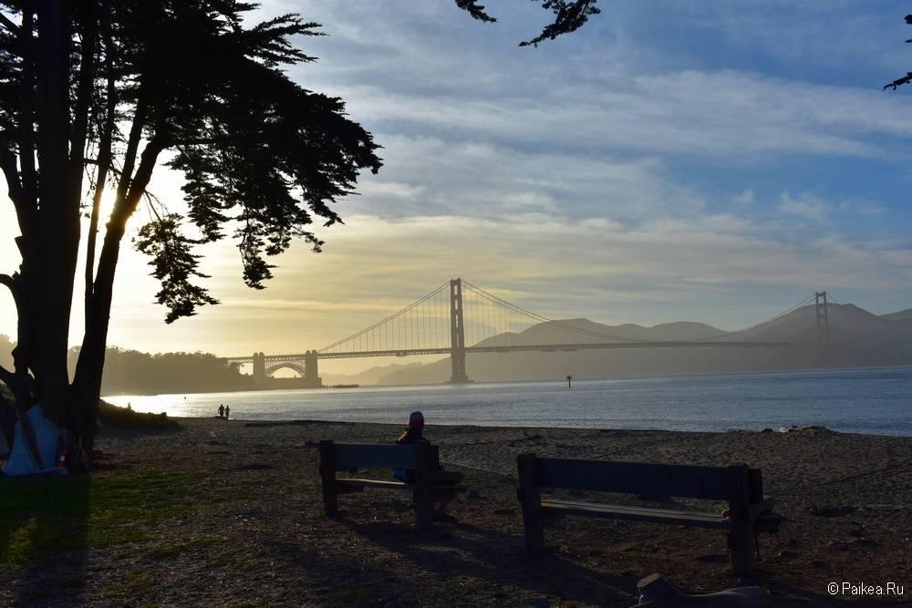 Сан-Франциско закат