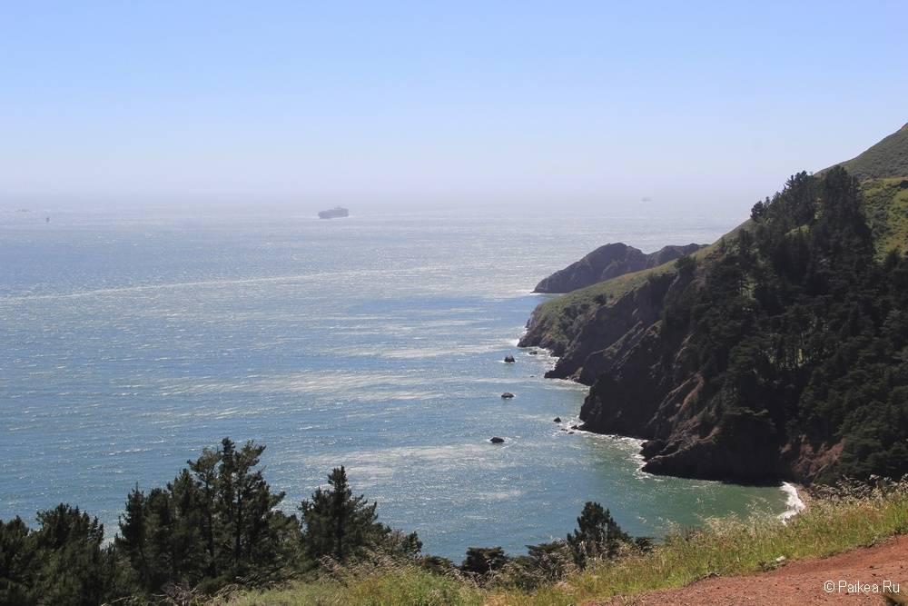 Достопримечательности Сан-Франциско Кирби Коув