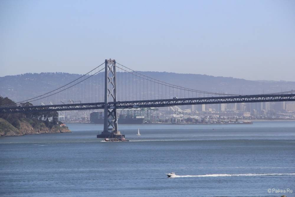 Достопримечательности Сан-Франциско мост