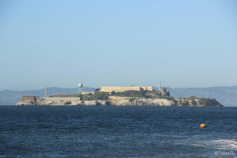 Достопримечательности Сан-Франциско Алькатрас