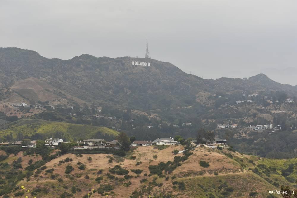 Смотровая площадка Голливуд Боул в Лос-Анджелесе 06