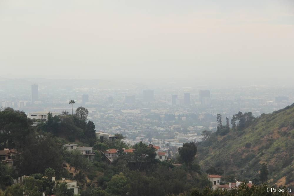 Смотровая площадка Голливуд Боул в Лос-Анджелесе 16