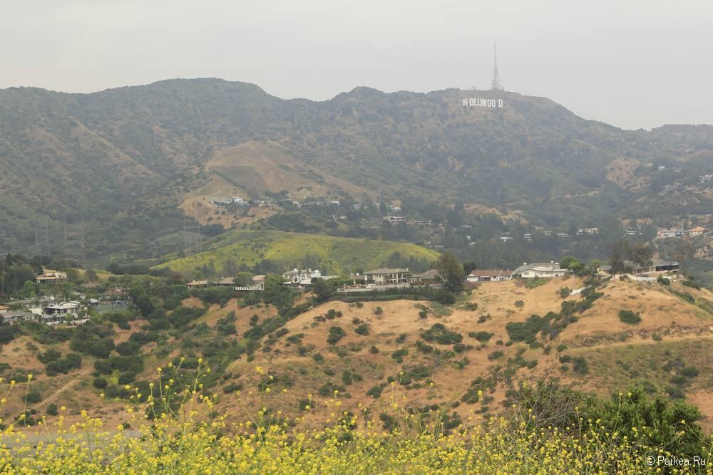Смотровая площадка Голливуд Боул в Лос-Анджелесе 19