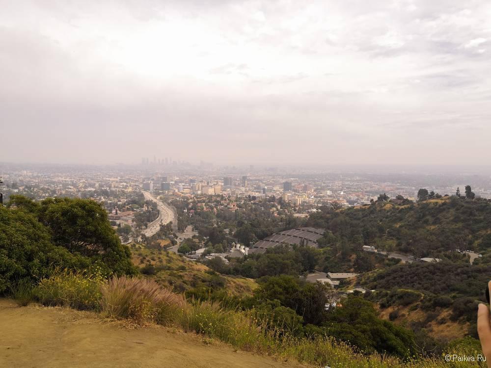 Смотровая площадка Голливуд Боул в Лос-Анджелесе 29