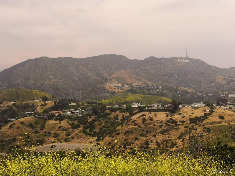 Смотровая площадка Голливуд Боул в Лос-Анджелесе 30