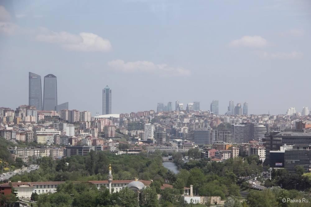Как добраться в новый аэропорт Стамбула