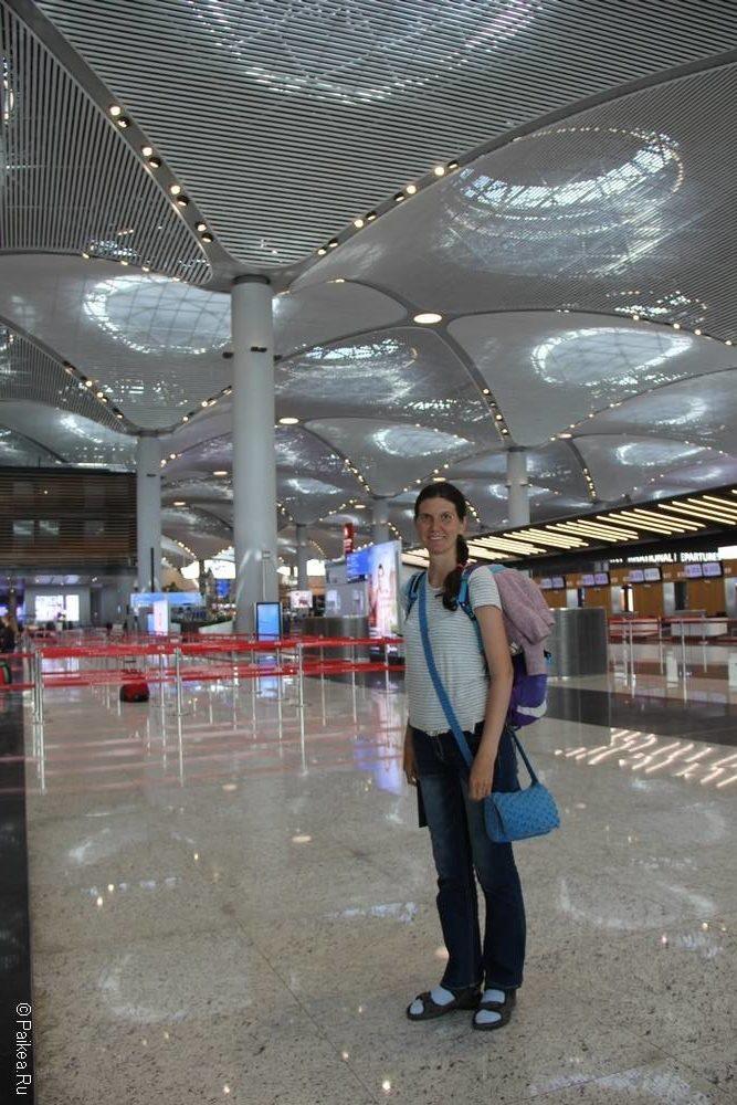 Новый аэропорт Стамбула 10