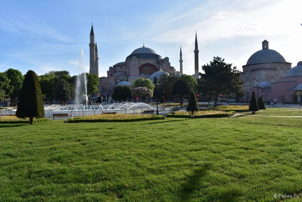 Бесплатная экскурсия по Стамбулу