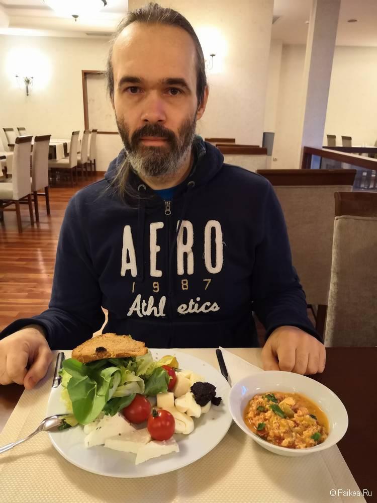 Отзыв о пересадке в Стамбуле Туркиш Эйрлайнс