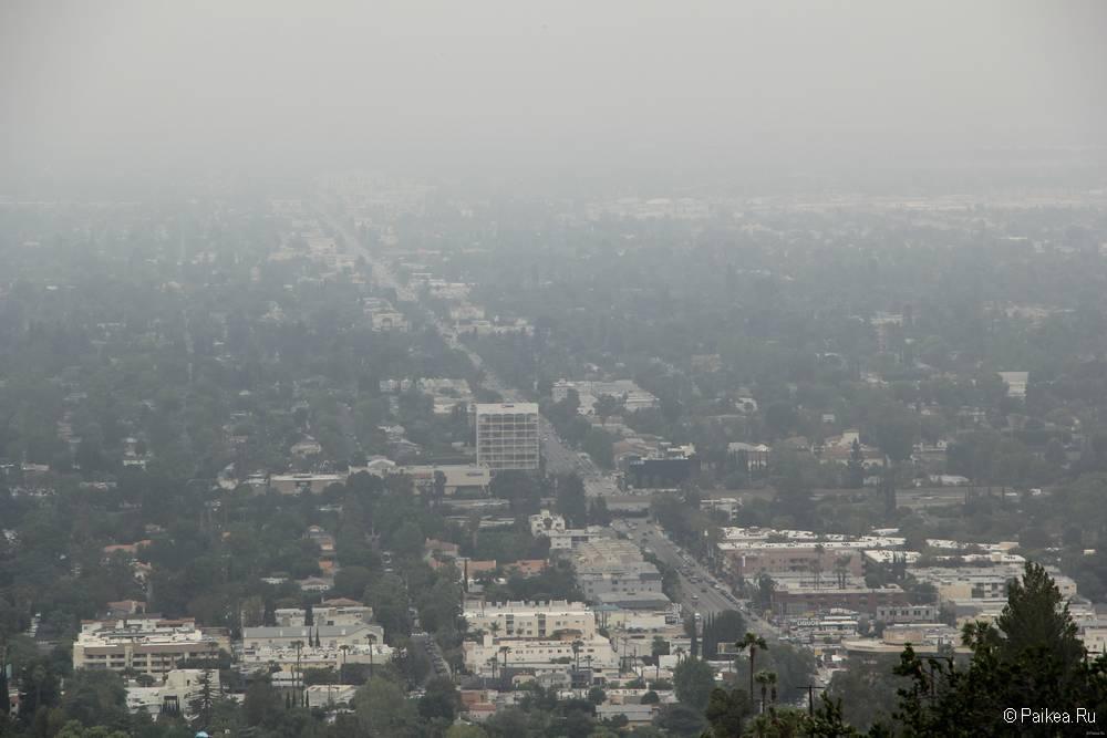 Малхолланд Драйв, Лос Анджелес, Калифорния