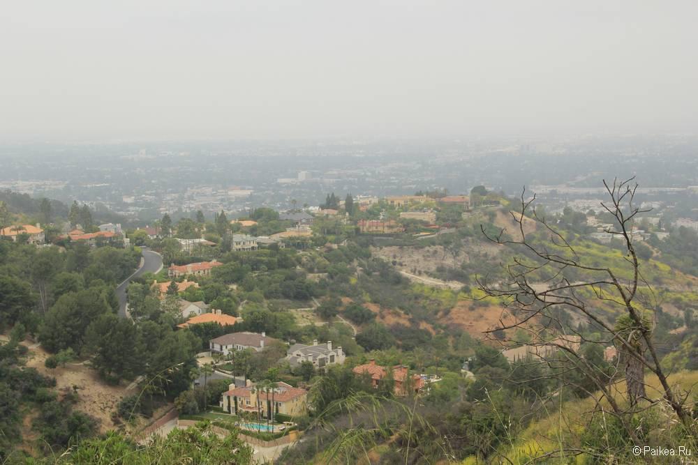 Смотровая площадка Нэнси Гувер (Nancy Hoover Pohl Scenic Overlook)