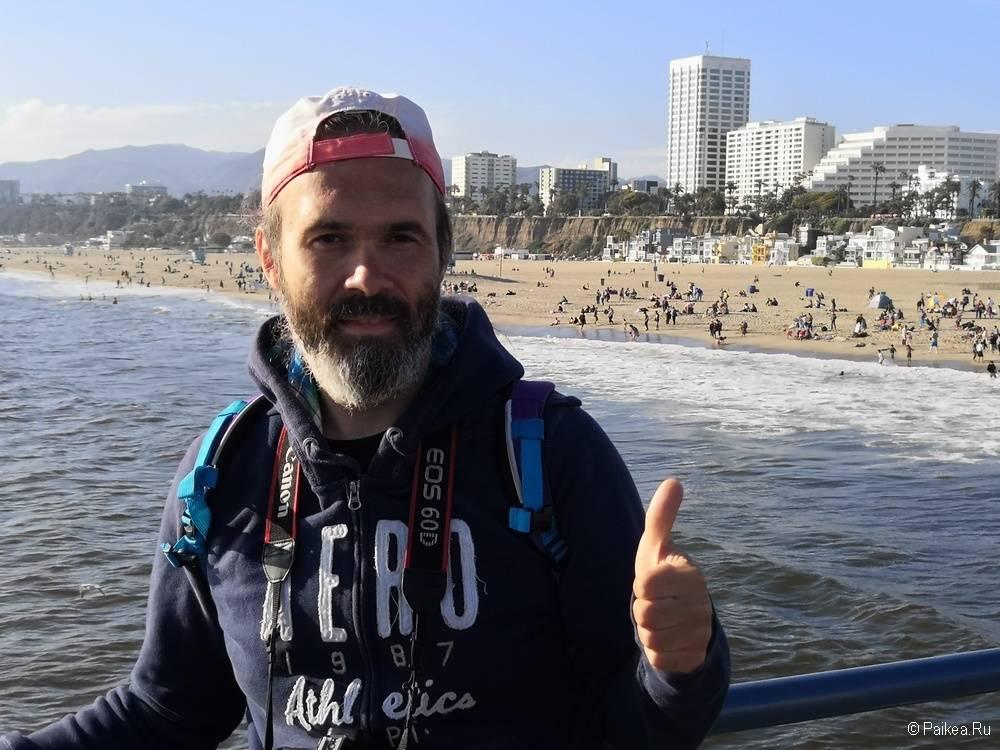 Отели Лос-Анджелеса на пляже
