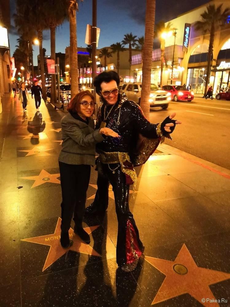 Поездка в Лос-Анджелес самостоятельно 85