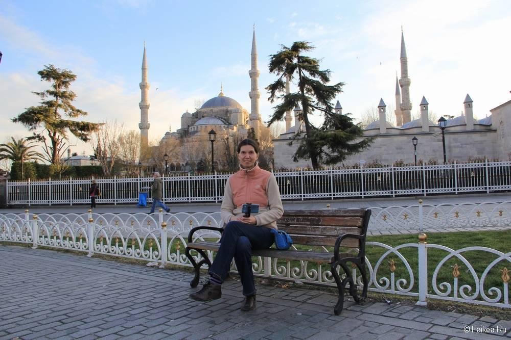 Поездка в Стамбул что посмотреть