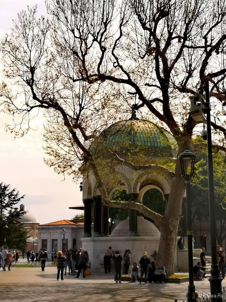 Поездка в Стамбул 36