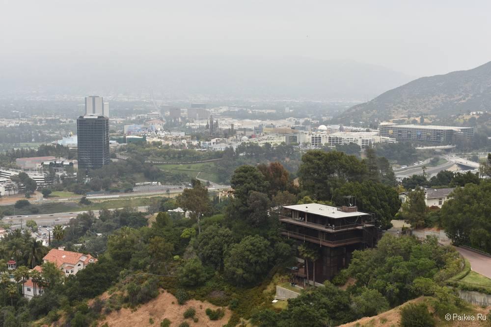 Студия Юниверсал в Лос-Анджелесе