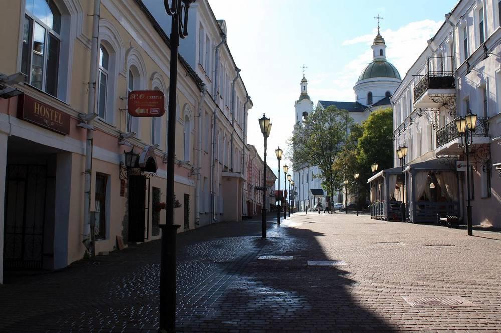 Хостел в Витебске