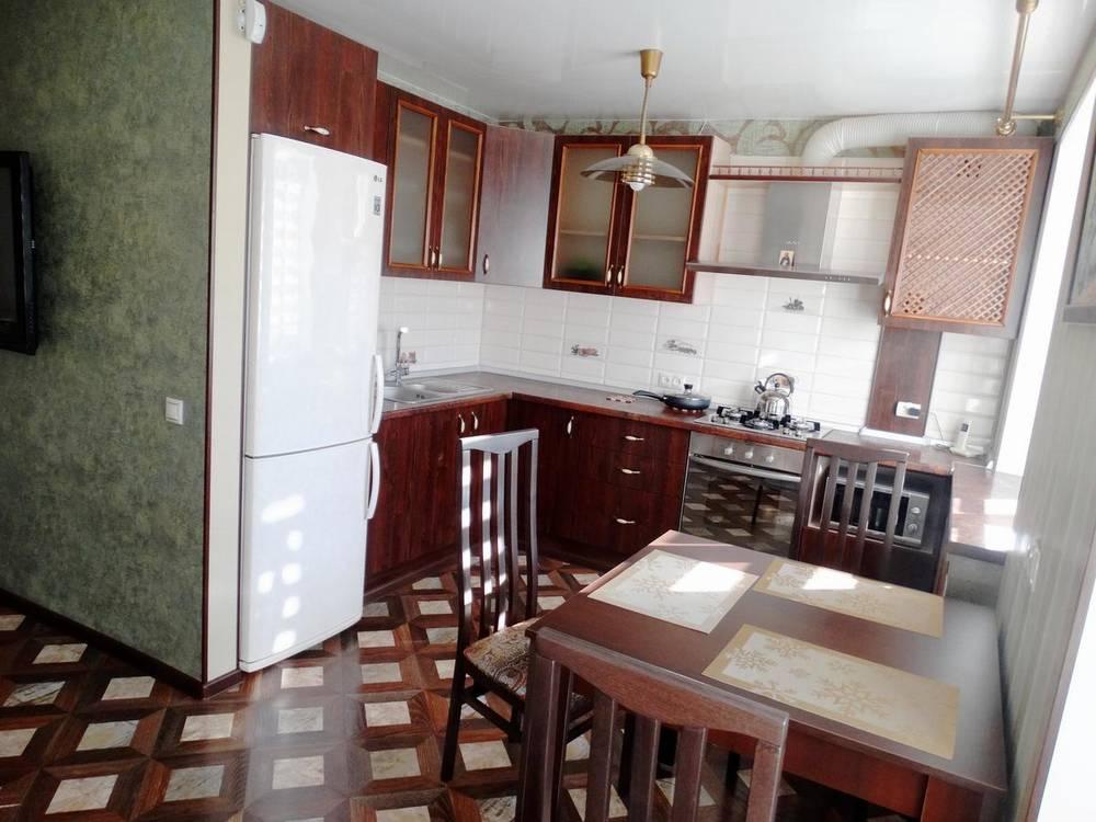Квартира в Витебске, в которой мы жили в центре города