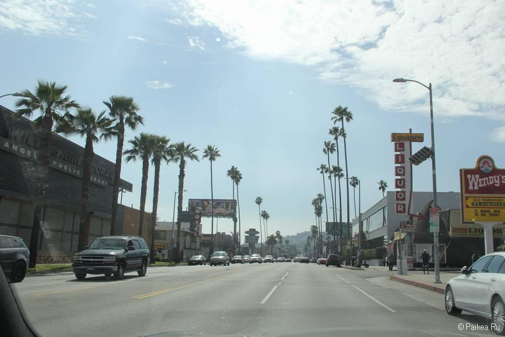 лос анджелес хостелы