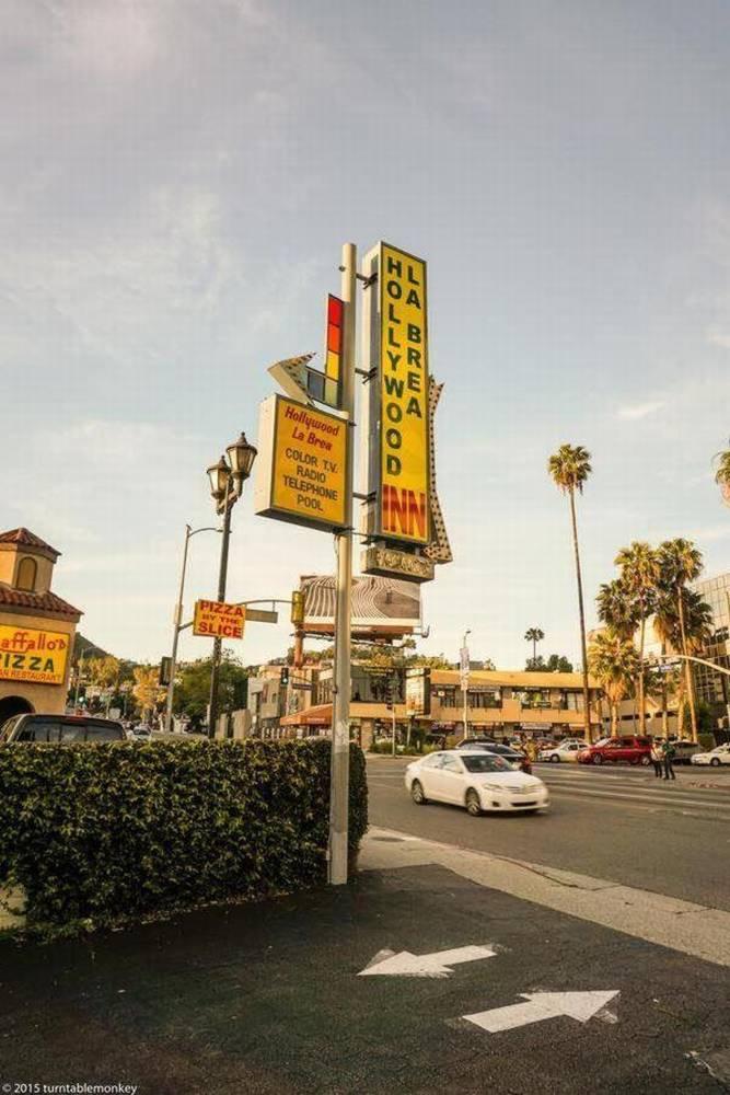 Хороший отель в Голливуде с бесплатной парковкой - Hollywood La Brea Inn, Лос-Анджелес 25