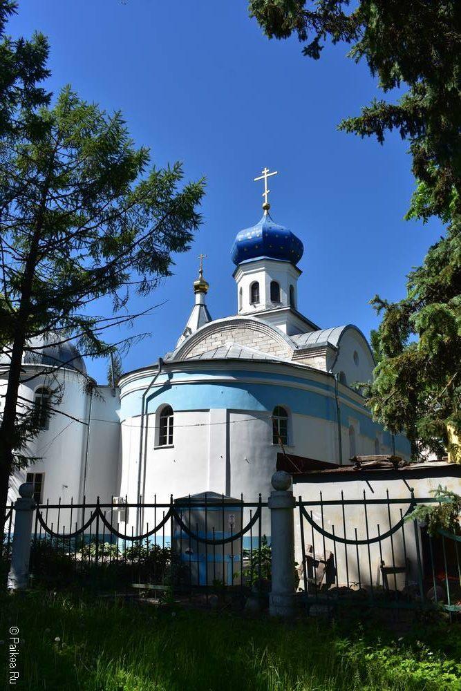 Храм Успения Пресвятой Богородицы Витебск