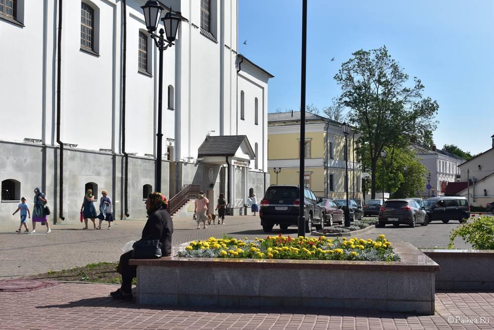 Экскурсия в Витебск - что посмотреть - Успенский собор