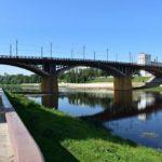 Поездка в Витебск - что посмотреть - Кировский мост