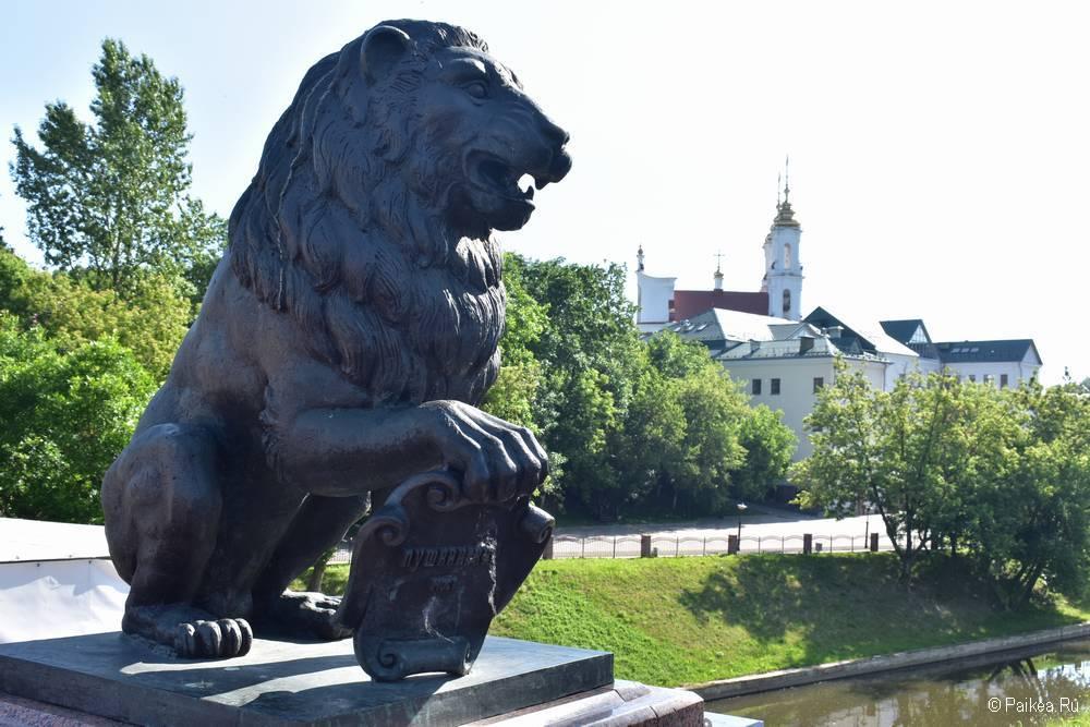 Памятники Витебска