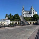 Поездка в Витебск - что посмотреть - Пушкинский мост