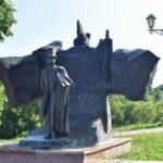 Поездка в Витебск - что посмотреть - Памятник Пушкину