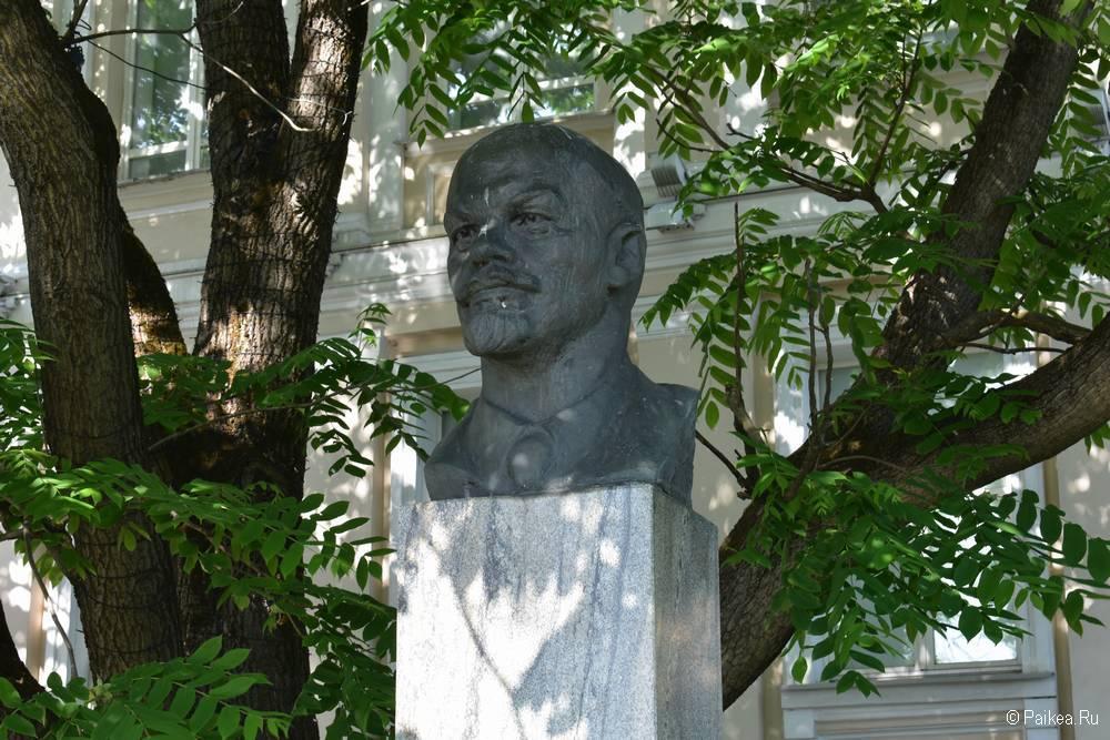 Бюст Ленина, Витебск