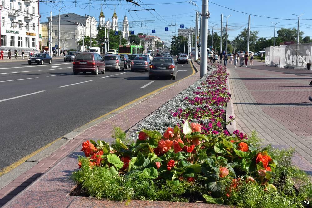 Когда лучше ехать в Витебск