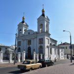 Поездка в Витебск - что посмотреть - Свято-Покровский кафедральный собор