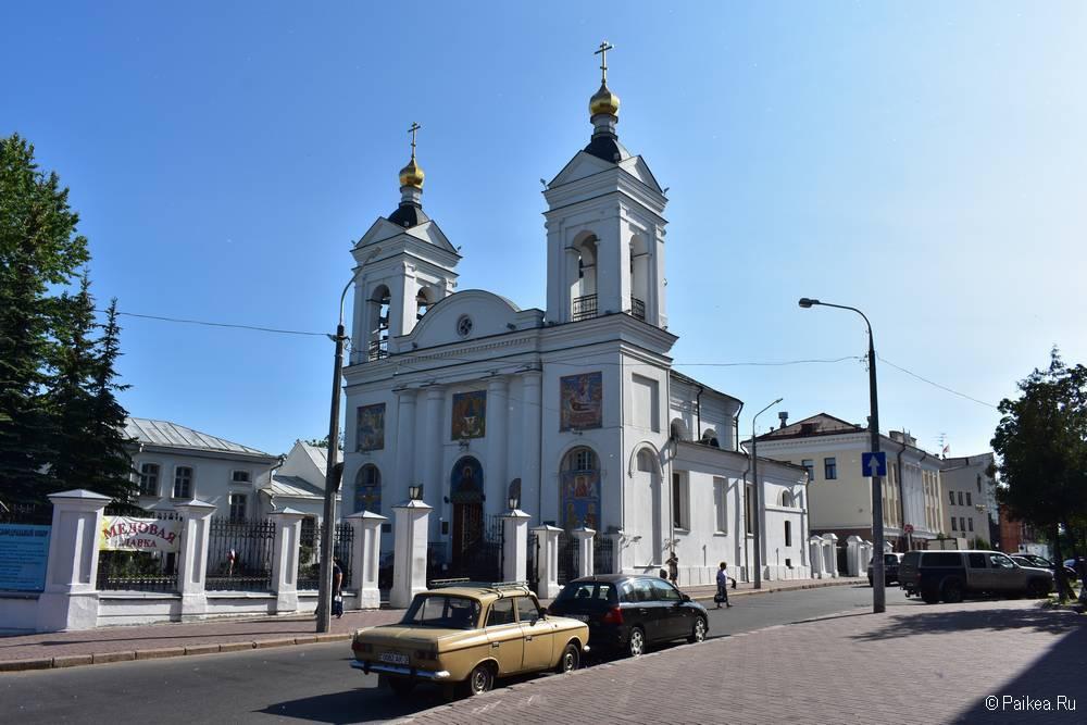 Свято-Покровский кафедральный собор в Витебске